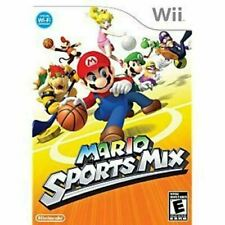 Mario Sports Mix - Original Nintendo Wii game