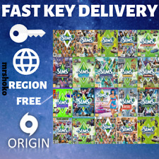 The Sims 3 ALL Expansion Origin Global PC Key - Fast Delivery
