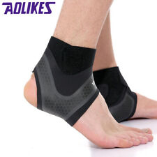 AOLIKES Sport Ankle Brace Protector Compression Ankle Support Pad Protection