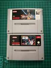 Super Star Wars / Return Of The Jedi Snes Supplied by R&R