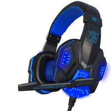 Wired Stereo Bass Surround Gaming Headset for PS4 New Xbox One PC with Mic HOT G