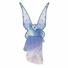 NWT Disney Silvermist Costume Dress Tinkerbell Fairies