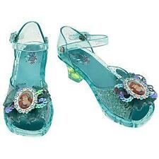New Disney Store Princess Ariel Slippers Shoes Lights