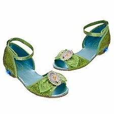 Disney Tinkerbell Slippers Shoes Light UP Fairies NWT