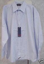 Men's Big & Tall designer label shirt Richard Yoo $88 price tag size 4X NWT