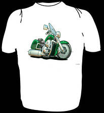 KOOLART TSHIRT - KAWASAKI VULCAN 1500 - ALL SIZES