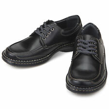 New Jeus Black Italian Style Loafers Mens Shoes