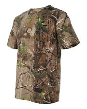 REALTREE Mens Size CODE V S/S T-shirts APG AP CAMO NEW SIZES S-2XL