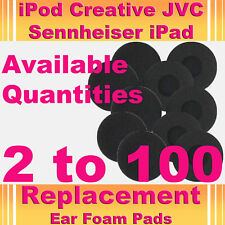 EarBud EarPhone HeadPhone Foam Sponge Pad Cover iPod MX