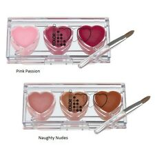 Avon Lip Colour - ColorTrend Heart Lip Palette