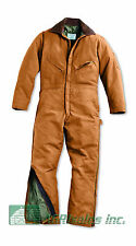 Walls Waist Zip Insulated Coveralls - Men's Sizes Medium - 2XL