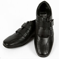 New Royal Stylish Lace Black Sneakers Shoes Mens