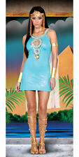 SEXY CLEOPATRA QUEEN OF DA NILE  COSTUME-FREE SHIPPING