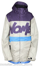 BRAND NEW WITH TAGS Nomis TONY Snowboard Jacket CLAY LARGE-XLT LIMITED RELEASE