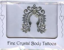 VAJAZZLE SEXY TATTOO HOLIDAYS 2014- TURQ/PINK/SIL/GOLD FAST SHIPPING ORIGINAL