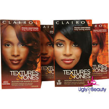 Clairol Texture & Tones Permanent Moisutre-Rich HairColor (Choose your Color)