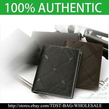 [Fromb]Korea MEN'S PU LEATHER WALLET/ ID Card Purse FB2011M Bifold Wallet