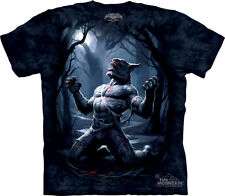 NEW THE MOUNTAIN SKULBONE TRANSFORMATION ADULT T SHIRT