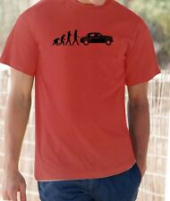 Evolution of Man, Rover P4  t-shirt