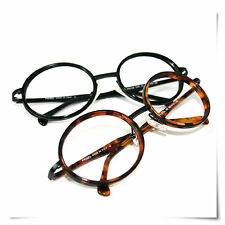 Primo Large Round Retro High Quality Italy Frame Reading Glasses All Strength