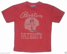New Authentic Junk Food NFL Boston Patriots Boys T-Shirt New England