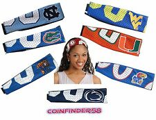 NCAA Fanband Jersey Headband - Pick Team