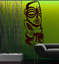 Aztec's Statue / Ancient God Of Sex - Large Wall Sticker Decal Bedroom FREE P&P