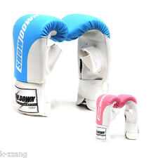 LUKAS Training Bag gloves Boxing Kickboxing Muaythai MMA Sparring Punching Glove
