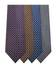 Brand New Mens Poly Woven Tie 4 Colors To Choose From
