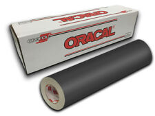 "1 Roll 24"" X 36"" - Dark Gray Oracal 651 Craft & Hobby Cutting Vinyl"