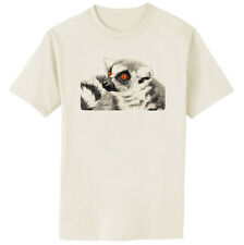 Lemur Bright Eyes Art T-Shirt Youth - Adult