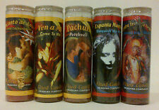 Seven Day Candle, Anna Riva - Indio Products. 7 Day