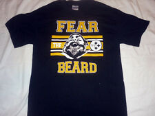 PITTSBURGH BRETT KEISEL FEAR THE BEARD T SHIRT