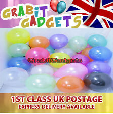 """50 x 10"""" HELIUM QUALITY PEARLISED LATEX BALLOONS, FOR SPECIAL OCCASIONS,"""