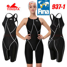 NWT YINGFA 937-1 COMPETITION TRAINING RACING KNEESKIN S,M,L,XL,XXL FINA APPROVED