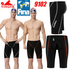 NWT YINGFA 9102-1 COMPETITION TRAINING RACING JAMMER S,M,L,XL,XXL FINA APPROVED!