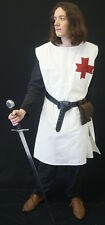 Medieval/SCA/Larp/Re-enactment/Knights Templar Surcoat-Tunic ON SALE Bargain!!!