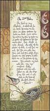 Art Print / Framed / Plaque - Annie La Point - The 23rd Psalm