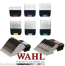 WAHL Clipper Blade Stainless Steel Snap On Universal GUIDE COMB *FIT Andis Oster