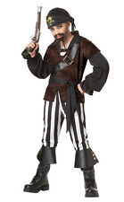 Swashbuckler Pirate  Buccanneers Child Costume