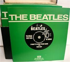 "Beatles Singles Collection 1962 - 1970 7"" Vinyl 45RPM Apple Records"