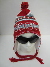 WINTER CHULLO HAT- FLEECE EAR FLAP