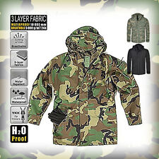 New Men's Military Style Usmc Hoodie H20 Proof Generation 2 Parka ECWCS Jacket