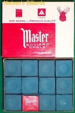 New Masters Chalk - Box of 12 -Twelve Color options