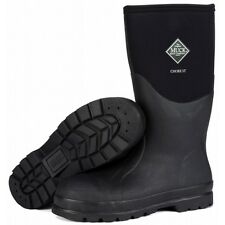 CHS-000A Muck Boot Steel Toe Hi-Cut Chore Boot Mens & Women Sizes Free Shipping