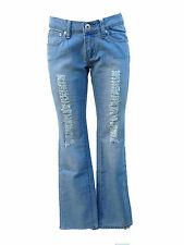 FACE OFF Jeans - Light Blue Lily Straight Leg - BNWT's