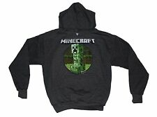 Minecraft Hoodie - Retro Creeper - Official Licenced Product - US Import