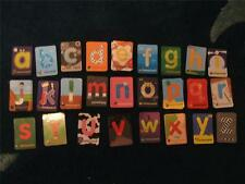 Innocent Smoothie Alphabet Fridge Magnets-A to Z-99p to £1.40