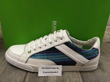 HUGO BOSS Mens Shoes Sneakers Trainers APACHE ARIZONA by BOSS Green - New In Box