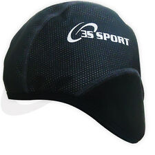 Cycling Skull Cap Under Helmet Motorbike Cycle Thermal Windstopper Size XS to XL